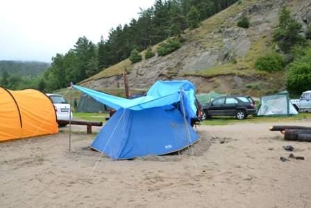 Наш мини-лагерь в Монахово