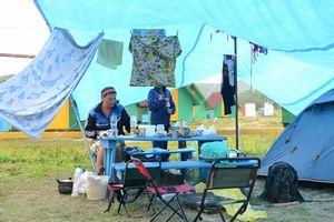 наш лагерь на ООО