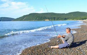 Рыбалка на Преображении